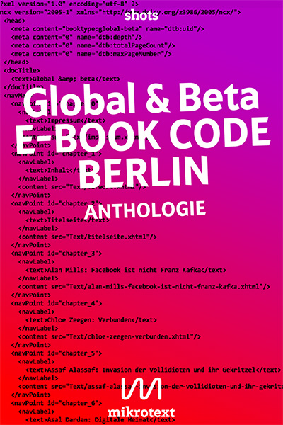 Global & beta. E-Book Code Berlin